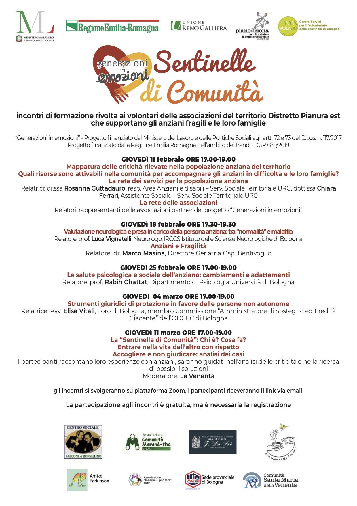 Sentinelle di comunità (1)
